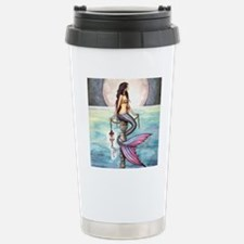enchanted sew square cp Stainless Steel Travel Mug