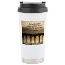 Good Ideas Quote on Jig Travel Mug