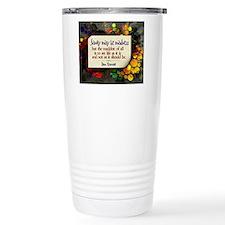 See Life Quote on Jigsa Travel Mug