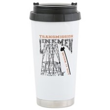 transmission tower Travel Mug