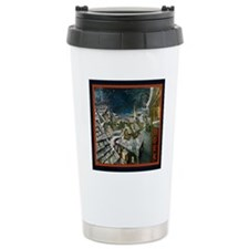 Fire and Ice Cafe Travel Mug