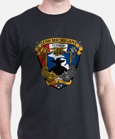 USS MICHIGAN T-Shirt