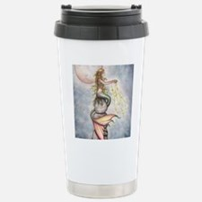 starfilled sky square c Stainless Steel Travel Mug