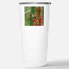 hummingbird_cafepress Travel Mug