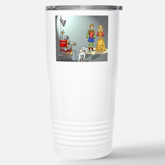 FinalsaracharlzactAnimH Stainless Steel Travel Mug
