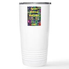 Lincoln Beroom Wallpape Travel Mug