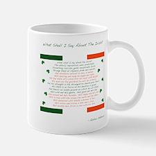 About The Irish Mug