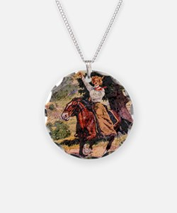 Lady Rider Necklace