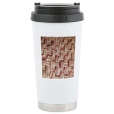 baconweave-square Travel Mug