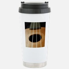 square Stainless Steel Travel Mug