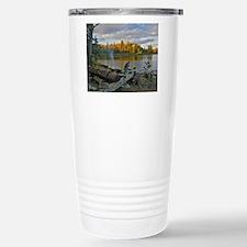 Fisherman Return 8x10 1 Travel Mug