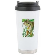 Largemouth Bass with Li Travel Mug