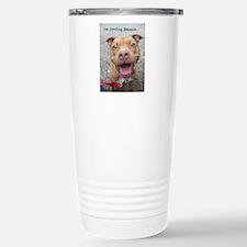 Bailey Smiley-Card Travel Mug