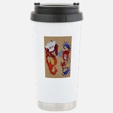Crabby Cook Stainless Steel Travel Mug