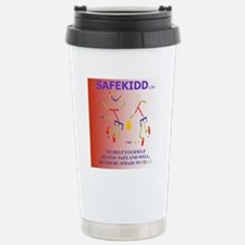 DONT BE AFRAID TO TELL Stainless Steel Travel Mug