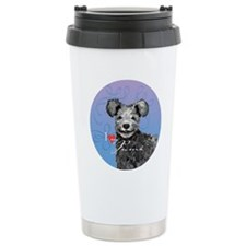 pumi-button Travel Coffee Mug