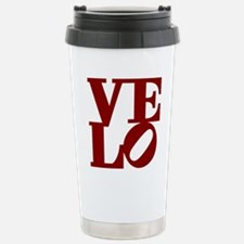 4velo_red Stainless Steel Travel Mug