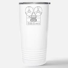 reel to reel Travel Mug