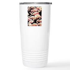 Graceful-Pool-Black Travel Coffee Mug