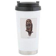 BarredOwl Travel Mug