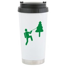 Don't Panic, Climb to S Travel Mug