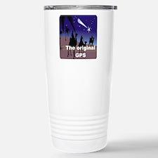 THE ORIGINAL GPS Stainless Steel Travel Mug