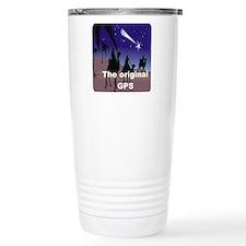 THE ORIGINAL GPS Travel Coffee Mug