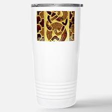 Garnet-Gold-iPad Stainless Steel Travel Mug