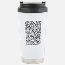 floral_lace_pattern_not Travel Mug