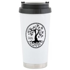 CP tree of life blk 3 Travel Mug