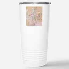 Shabby Chic Chandelier Travel Mug