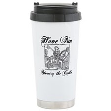 castle_white Travel Mug