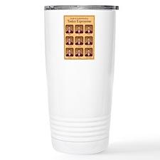 Yankee Guide Poster Travel Mug