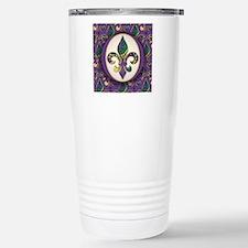 FleurMGbeads2JpPSq Travel Mug