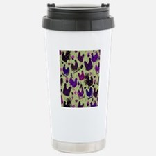 Tossed Chickens copy Stainless Steel Travel Mug