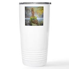 mermaids perch Travel Mug