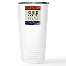 RoemerStarButtonRocks Travel Mug