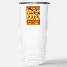 sedimentaryflipflops Stainless Steel Travel Mug