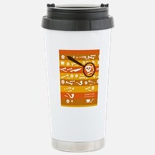 sedimentaryflipflops Travel Mug