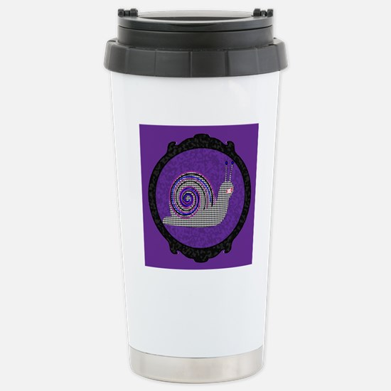 snail 4566 Stainless Steel Travel Mug