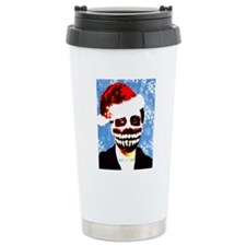 Monster Christmas Travel Mug