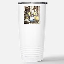 Big Drum Set Stainless Steel Travel Mug