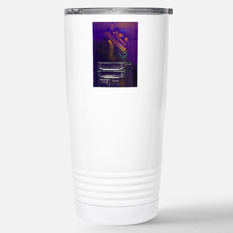 harpbendpuzfin2 Stainless Steel Travel Mug