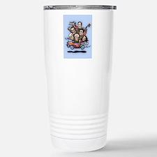 clown-car-gop-LG Stainless Steel Travel Mug