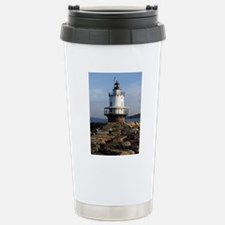 Spring Point Light keyc Stainless Steel Travel Mug