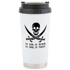 pirat Travel Coffee Mug