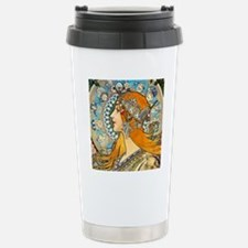 Pillow Mucha La Plume Travel Mug
