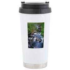 Presque Isle River Travel Mug