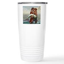 pirate and mermaid mous Travel Mug