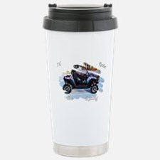 Id Rather be Ridin ! Travel Mug